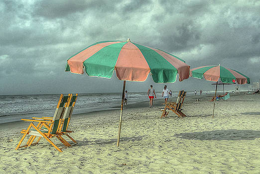 Umbrellas by Ree Reid