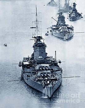 California Views Mr Pat Hathaway Archives - HMS Nelson and HMS Rodney Battleships and battlecruisers HMS Hood circa 1941