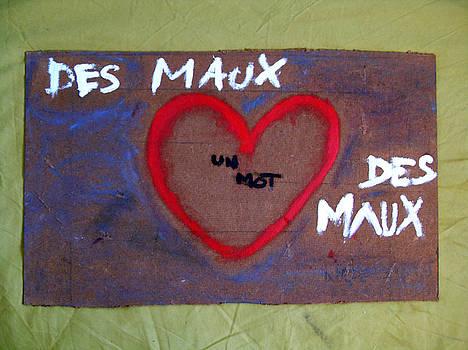 Un Mot - 2009 by NMDEAL NESMON Mehdy DEAL