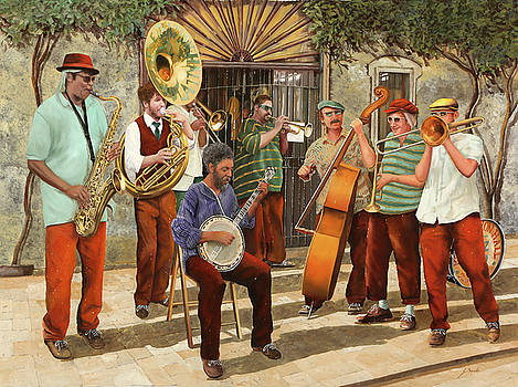 Un Po' Di Jazz by Guido Borelli