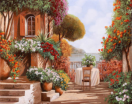 Una Sedia In Attesa by Guido Borelli