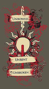 Unbowed Unbent Unbroken by Christopher Meade