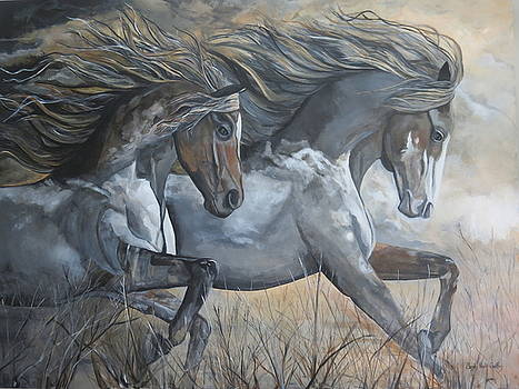 Unbridled by Sarah Nell-Griffin