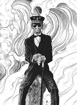 Uncle Lionel by Patrick Degan