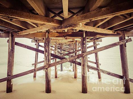 Paul Velgos - Under a Southern California Pier