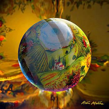 Robin Moline - Under a Tuscan Sun