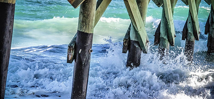 Under Crystal Pier by Phil Mancuso