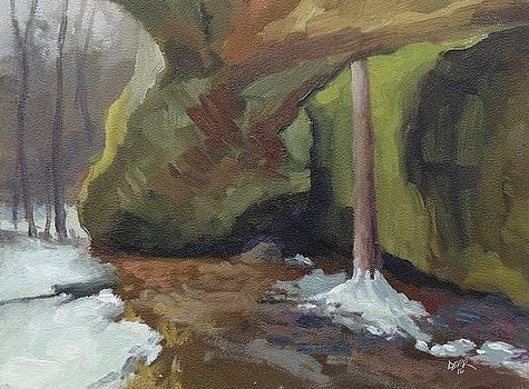Under Mantle Rock by Todd Derr