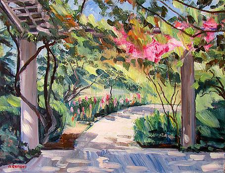 Under the Arbor by Robert Gerdes