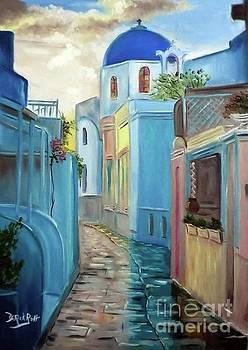 Derek Rutt - Under The Blue Roof