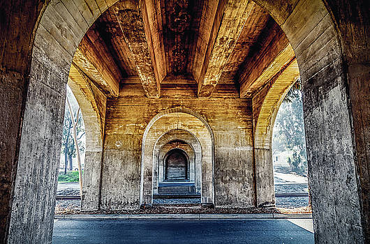 Under the Bridge by April Reppucci