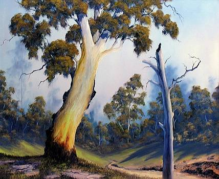 Under The Gumtree by John Cocoris