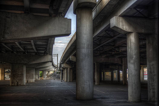 Under The Overpass I by Break The Silhouette