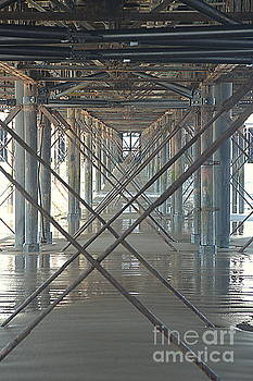 Under the Pier by Andy Thompson