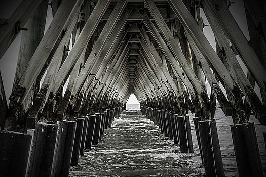 Under The Pier by Greg Noblin