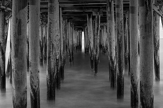 Under the Pier by Jesse MacDonald