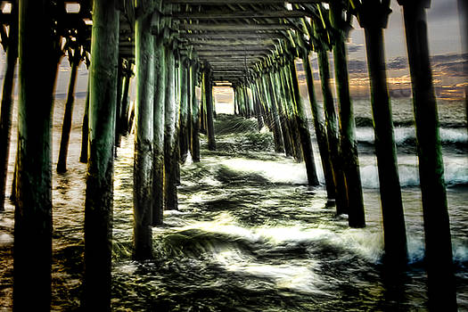 Under the Pier by Terry Shoemaker