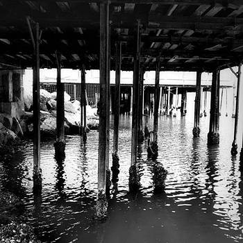 Under The Pier.  when I Was A Kid, My by Crinco Lee
