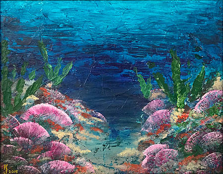 Under the Sea by KJ Burk