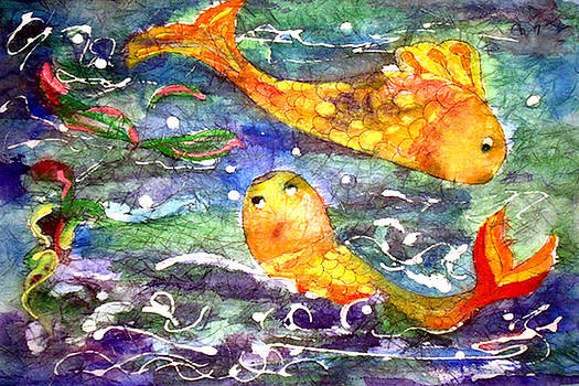 Under the Sea by Rosie Brown