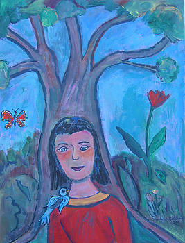Under the Tree by Marlene Robbins