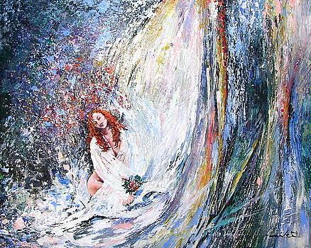 Miki De Goodaboom - Under The Waterfall