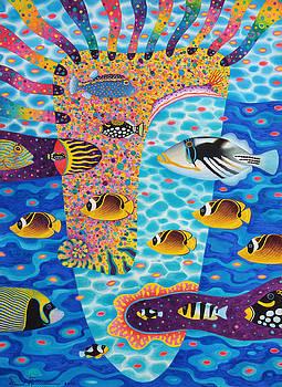 Under Water World 4 by Opas Chotiphantawanon