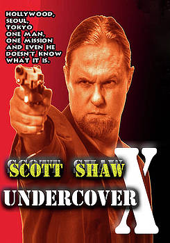 Undercover X by The Scott Shaw Poster Gallery