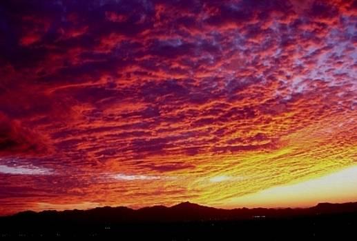 Underlit Clouds by Audrey Kanekoa-Madrid
