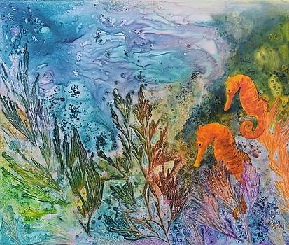 Undersea Garden by Nancy Jolley