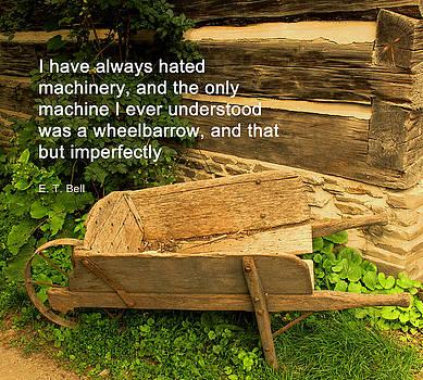 Ian  MacDonald - Understanding Wheelbarrows