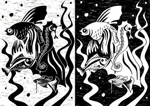 Svetlana Sewell - Underwater Fish