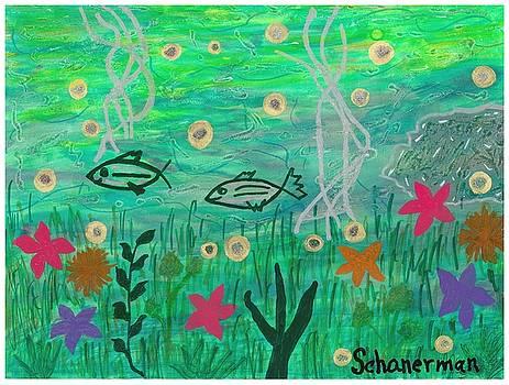 Underwater Garden by Susan Schanerman