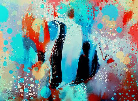 Rosalina Atanasova - Underwater Rainbow