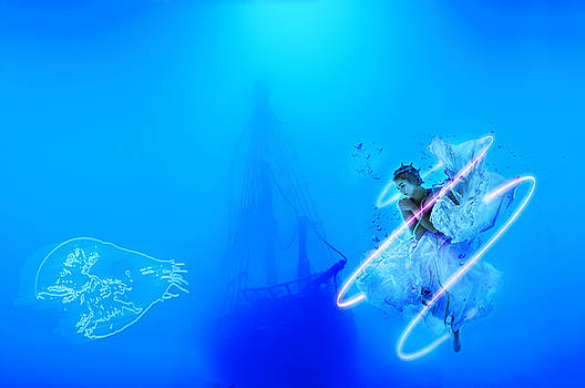 Underwater Series1 by Varol Ozkaner