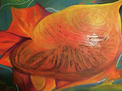 Undulate and Flow by Gail Stivers
