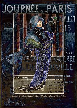 Une Valentine Parisienne by Sarah Vernon
