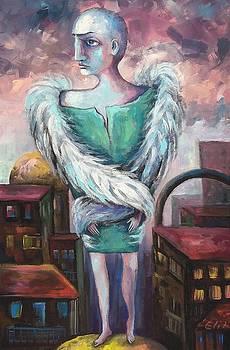 Elisheva Nesis - UNEMPLOYED ANGEL