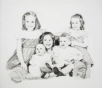 Unfinished Sisters by Pat Saunders-White