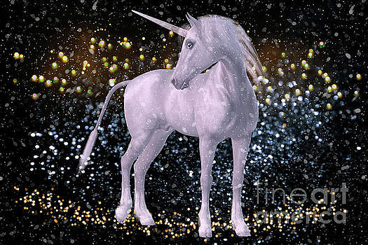 Unicorn Dust by Digital Art Cafe