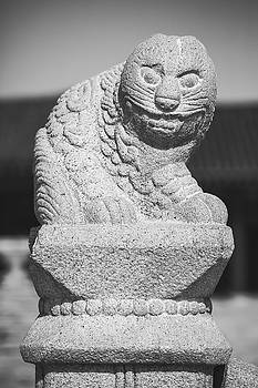 Unicorn-lion by Hyuntae Kim