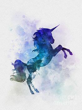 Unicorn by Rebecca Jenkins