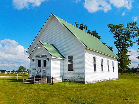 Union Church_Color by Nola Hintzel