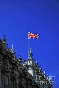 Union Flag by Richard Gibb