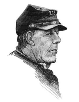 Union Infantryman by William Hay
