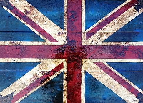 Union Jack  by Ana's Jazzy art