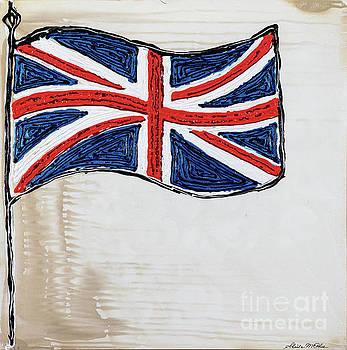 Union Jack by Sheila McPhee