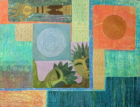 Union of the Sun and Moon by Jennifer Baird