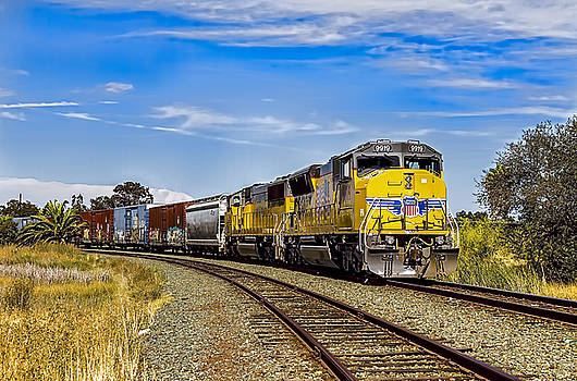 Bruce Bottomley - Union Pacific