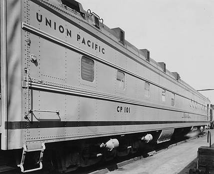 Chicago and North Western Historical Society - Union Pacific Car